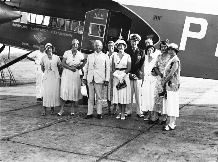 KLM Foto storica