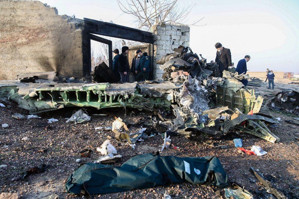 Incidente Aereo Iran 737