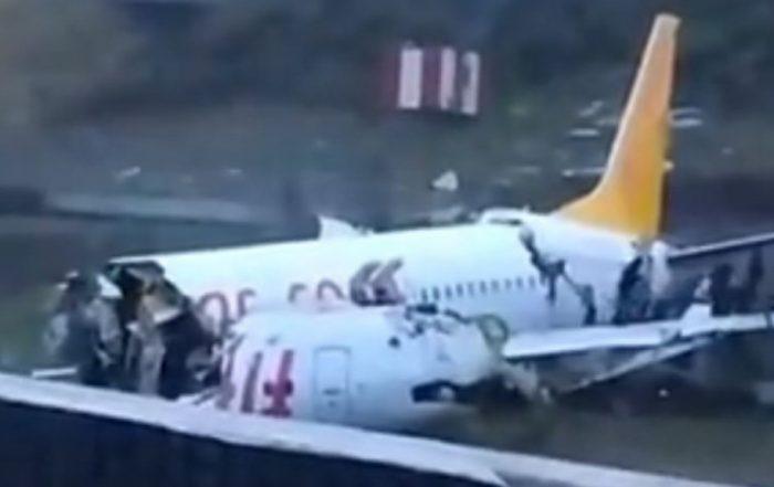 Incidente aereo Pegasus