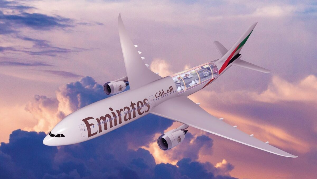 Emirates Sunproof Sky