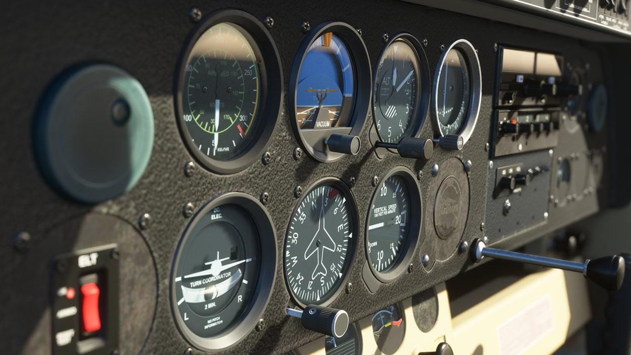 flight simulator 2020 cockpit